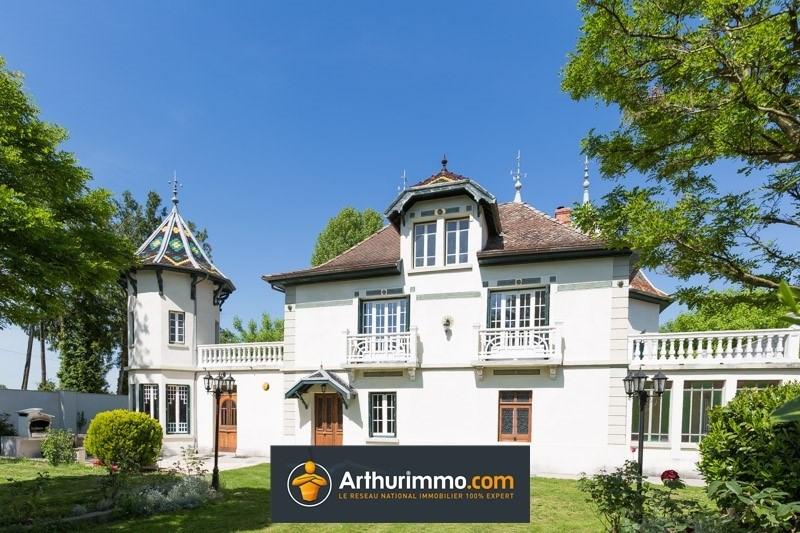 Vente maison / villa Morestel 439000€ - Photo 1