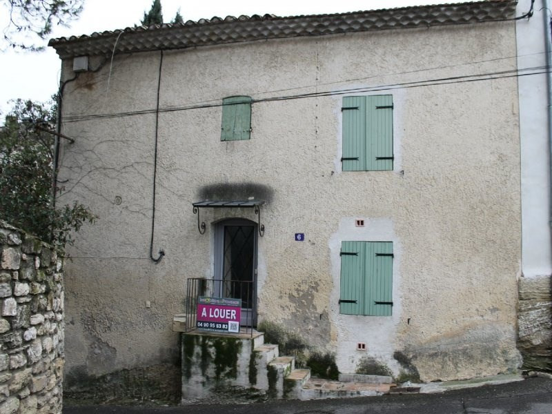 Location maison / villa Barbentane 640€ CC - Photo 1