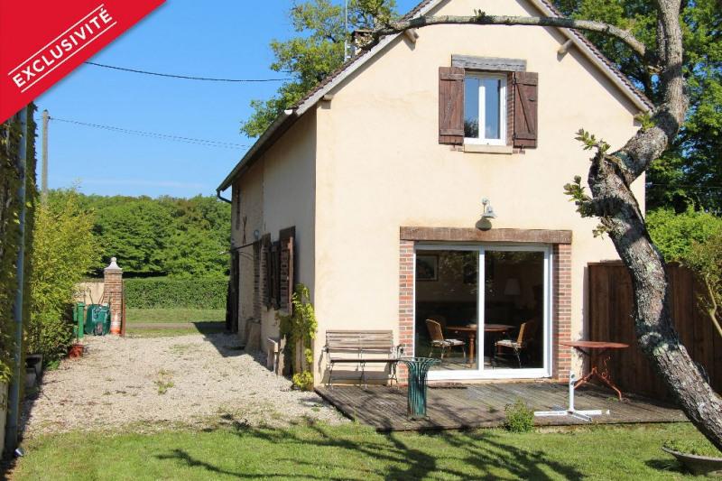 Vente maison / villa Saint fargeau 126500€ - Photo 1