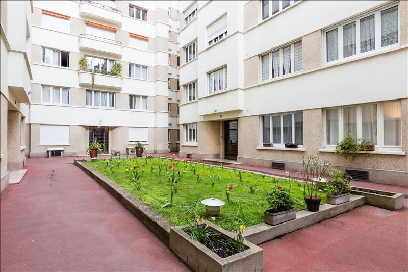 Verkoop  appartement Paris 15ème 494500€ - Foto 7