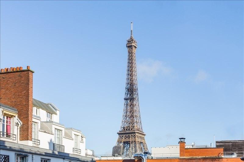 Revenda residencial de prestígio apartamento Paris 15ème 1346800€ - Fotografia 4