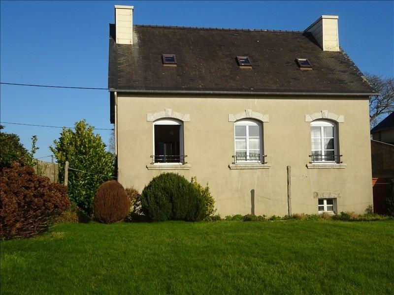 Vente maison / villa Plouvien 101000€ - Photo 1