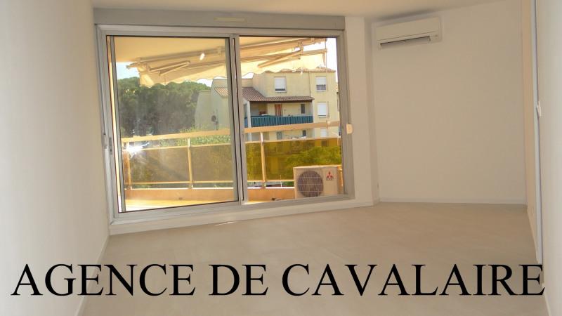 Sale apartment Cavalaire 198000€ - Picture 1