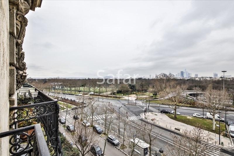 Vente de prestige appartement Paris 16ème 2050000€ - Photo 1
