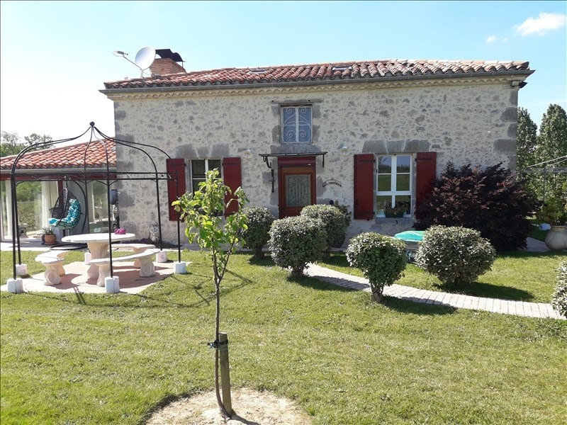 Sale house / villa Casteljaloux 378000€ - Picture 2
