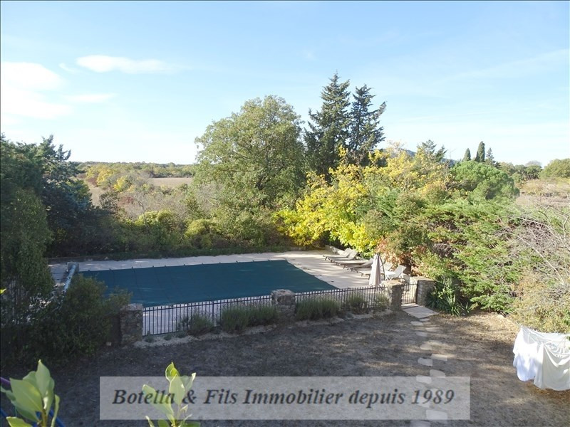 Deluxe sale house / villa Uzes 595 000€ - Picture 2