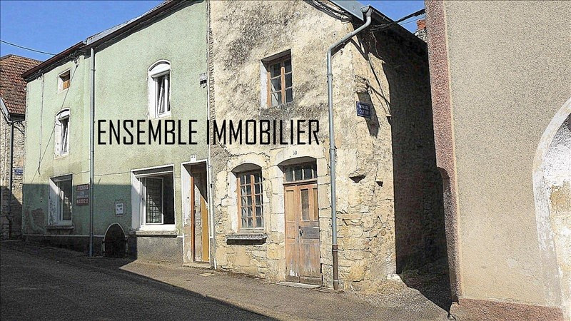Investment property house / villa Fontaine francaise 85 000€ - Picture 1
