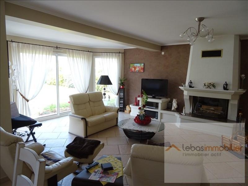 Vente maison / villa Yvetot 291000€ - Photo 4