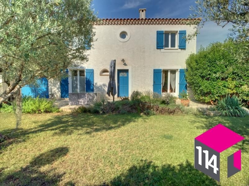 Sale house / villa Saint-brès 395000€ - Picture 8
