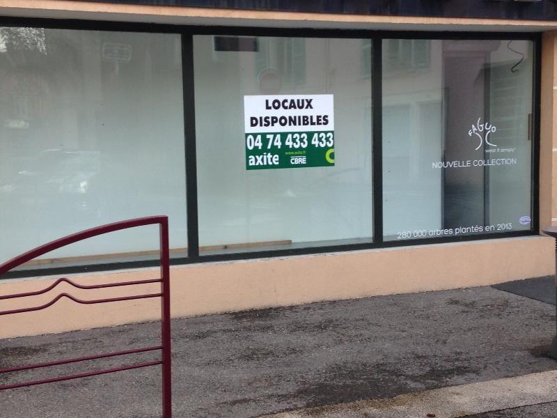 Location Boutique Bourgoin-Jallieu 0