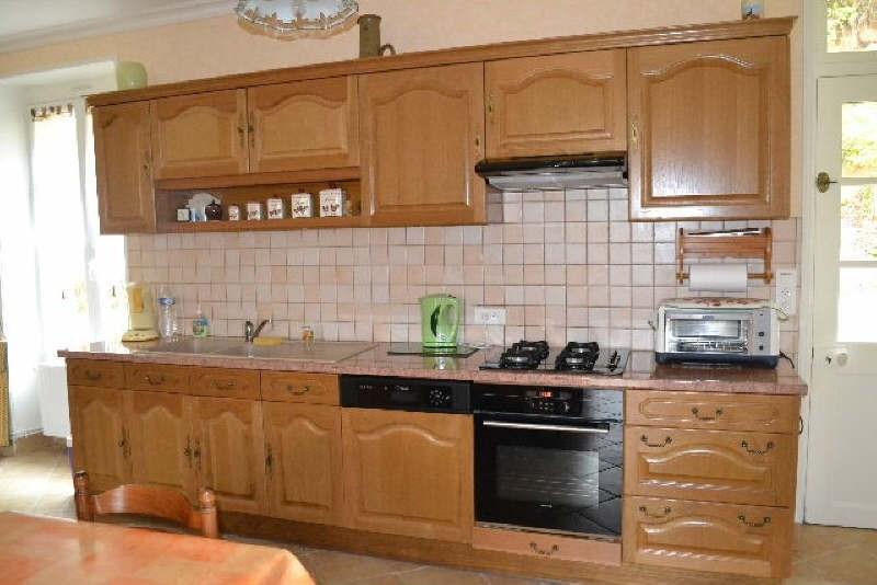 Sale house / villa Alligny en morvan 160000€ - Picture 6