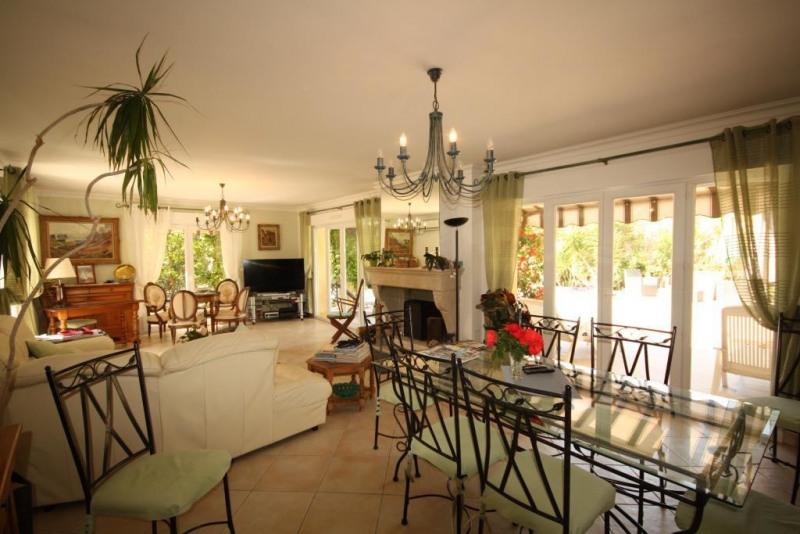Vente maison / villa Juan les pins 960000€ - Photo 4