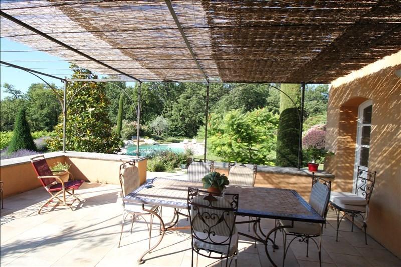 Verkoop van prestige  huis Meyreuil 855000€ - Foto 1