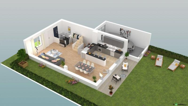 Vente maison / villa Élancourt 372000€ - Photo 1