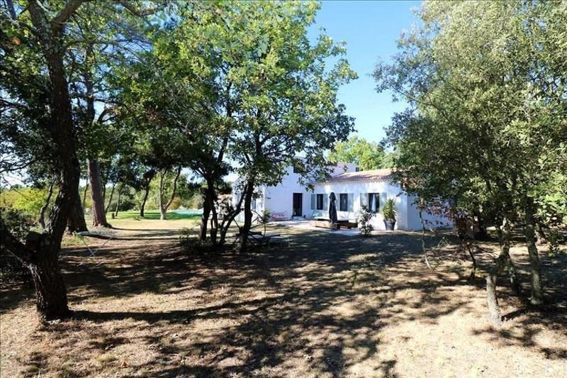 Vente de prestige maison / villa Rognes 1020000€ - Photo 3
