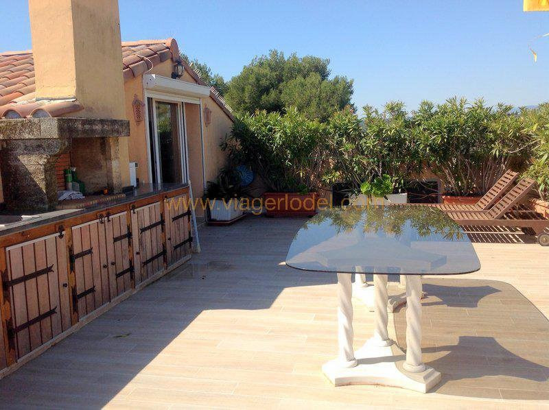 Life annuity apartment Biot 189 000€ - Picture 1