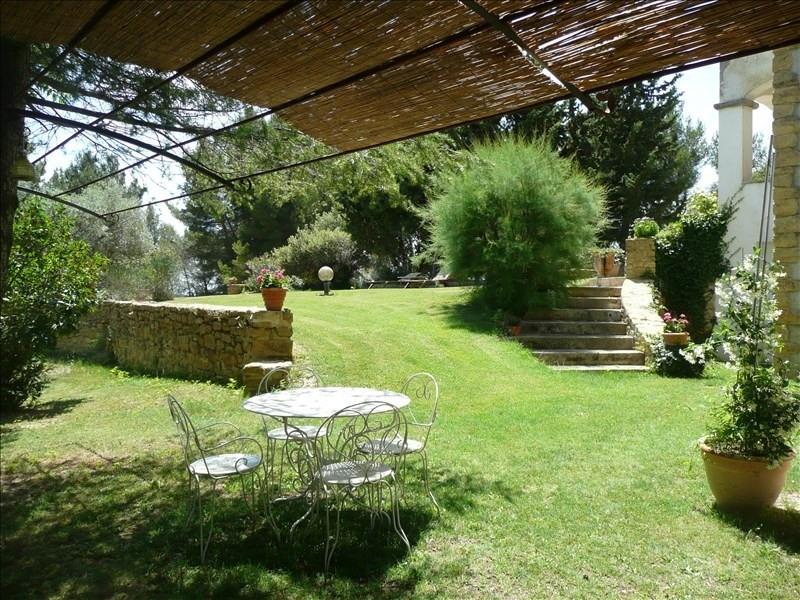 Vente de prestige maison / villa Vacqueyras 700000€ - Photo 10