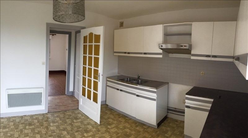 Location maison / villa Bourlon 560€ CC - Photo 1