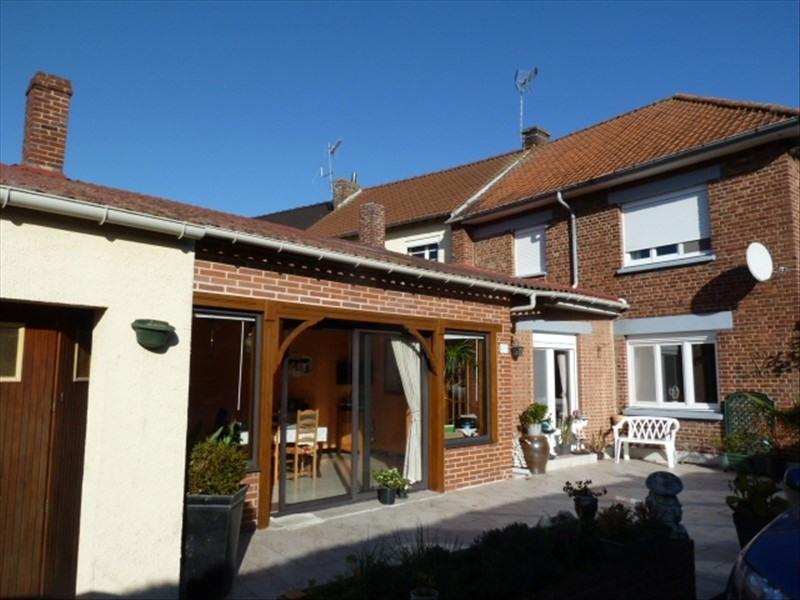 Vente maison / villa Robecq 156500€ - Photo 1