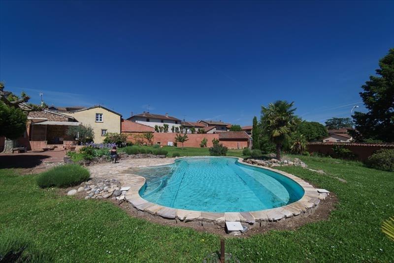 Vente maison / villa Arnas 429000€ - Photo 2