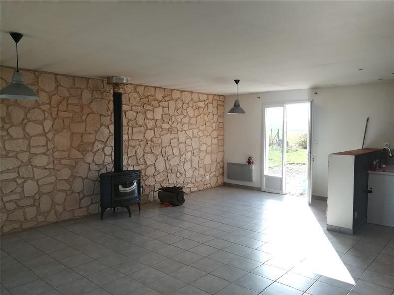 Vente maison / villa Villechauve 165700€ - Photo 2
