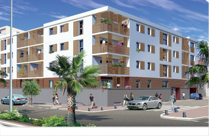 Vente appartement Nimes 79500€ - Photo 1