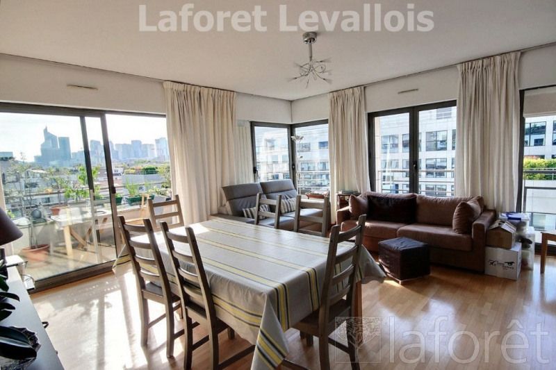 Vente appartement Levallois perret 775 000€ - Photo 2