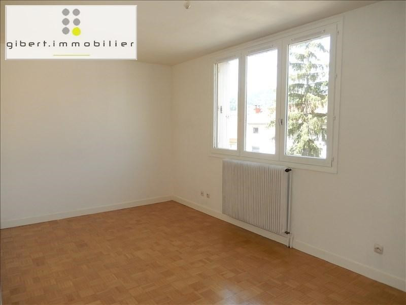 Rental apartment Espaly st marcel 300,75€ CC - Picture 2