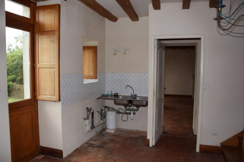 Location maison / villa Chaumont d'anjou 500€ CC - Photo 4