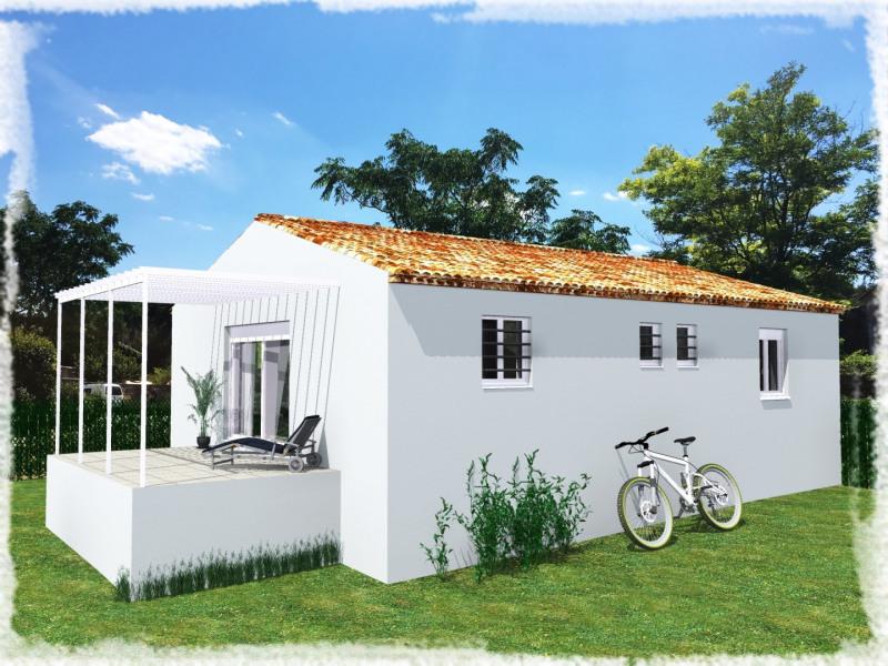 """Modèle de maison  """"Modèle de maison 4 pièces"""" à partir de 4 pièces Gard par SARAH  CONSTRUCTIONS"""