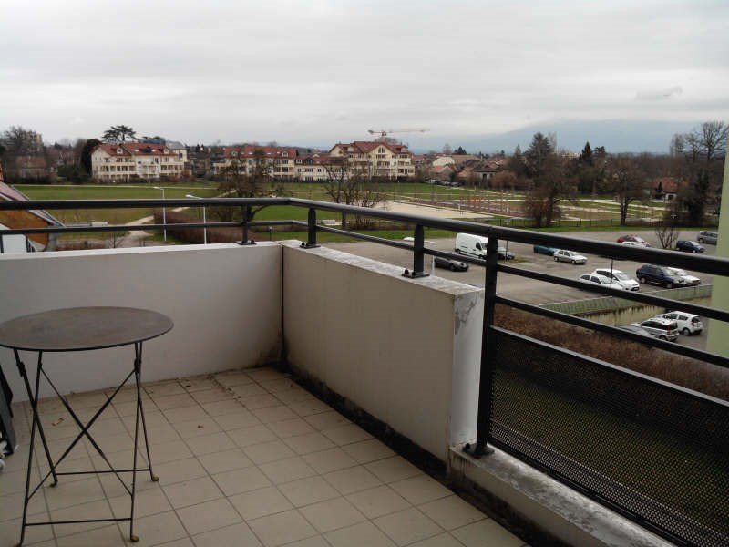 Location appartement Ferney voltaire 1 049€ CC - Photo 1
