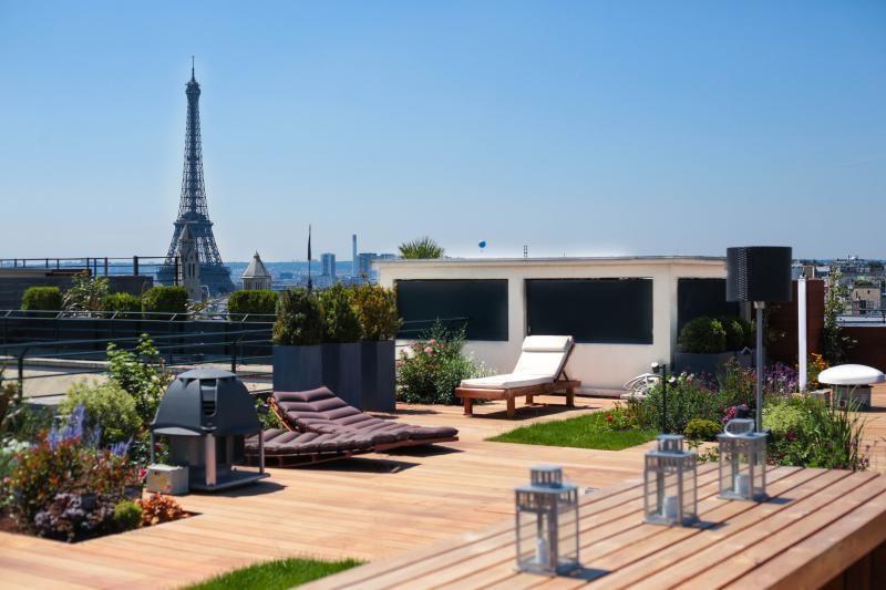 Vente de prestige appartement Paris 8ème 10500000€ - Photo 2