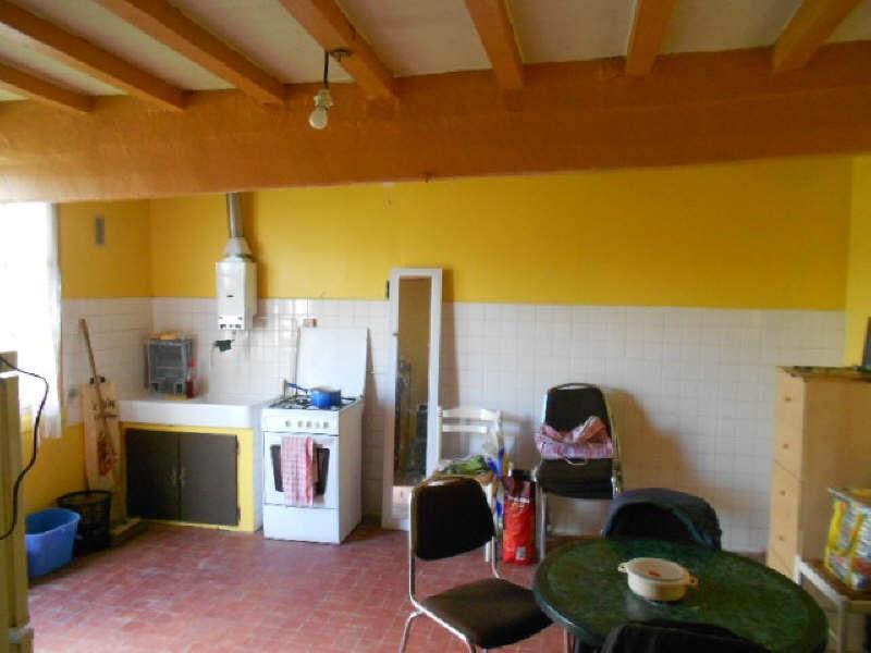 Sale house / villa Villers vicomte 74000€ - Picture 3