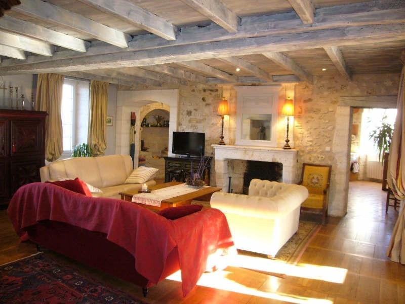 Sale house / villa Brantome 316900€ - Picture 3