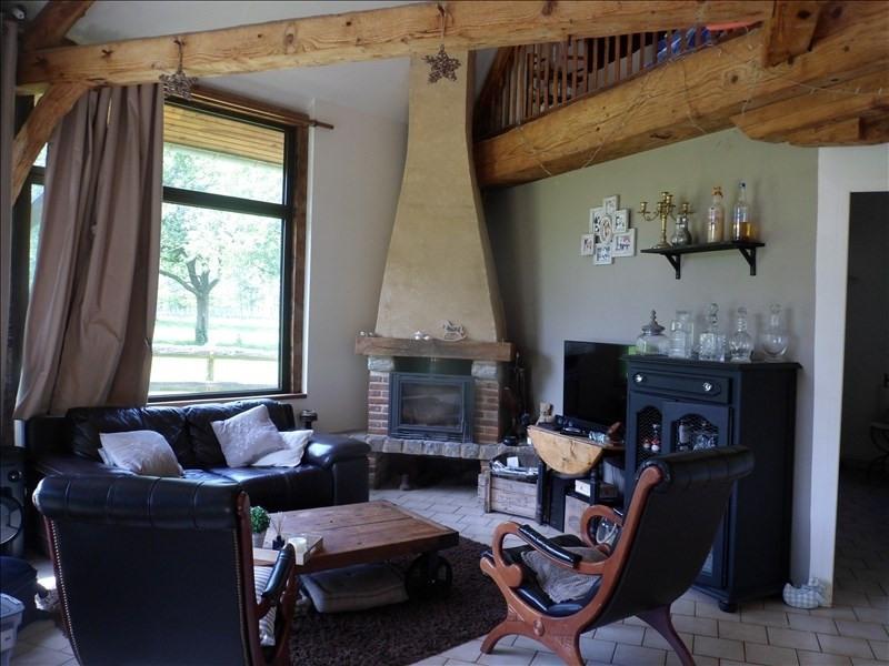 Location maison / villa Therouldeville 650€ CC - Photo 1