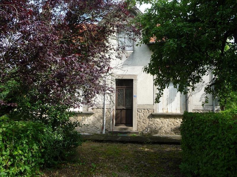 Vente maison / villa St jean de losne 100000€ - Photo 1