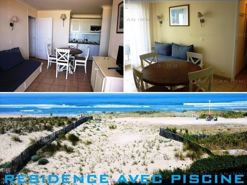Vacation rental apartment Lacanau-ocean 338€ - Picture 1