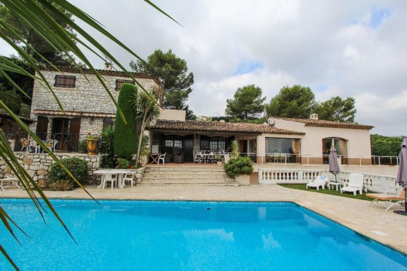 Immobile residenziali di prestigio casa Vallauris 1760000€ - Fotografia 11