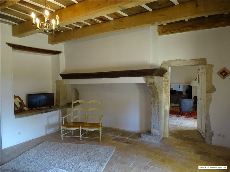Deluxe sale house / villa Uzes 2 195 000€ - Picture 9