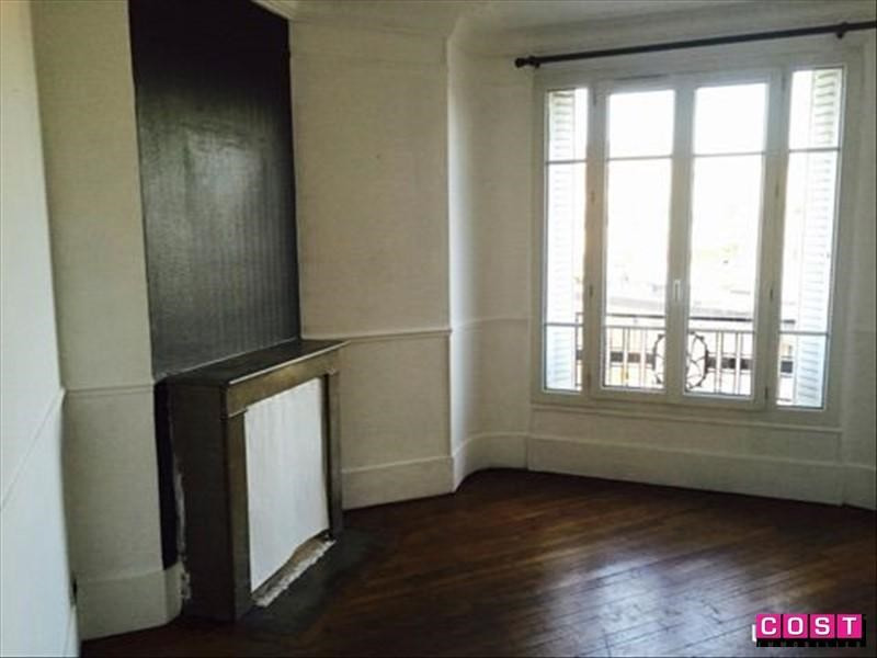 Venta  apartamento Asnieres sur seine 142000€ - Fotografía 1
