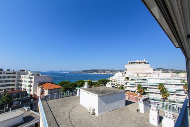 Sale apartment Juan les pins 468 000€ - Picture 3
