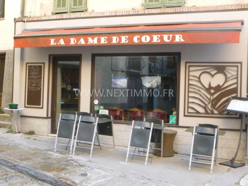 Vente boutique Saint-martin-vésubie 200 000€ - Photo 1