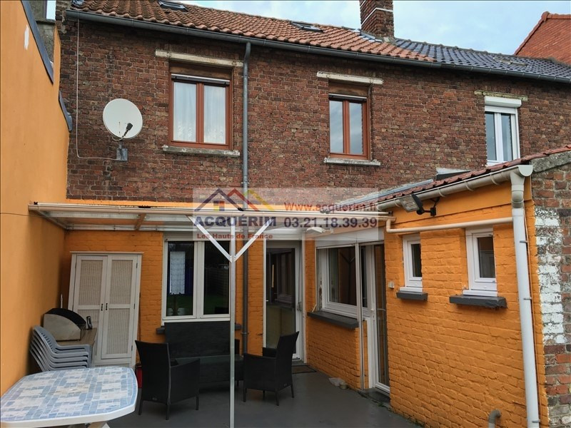 Vente maison / villa Carvin 129000€ - Photo 8
