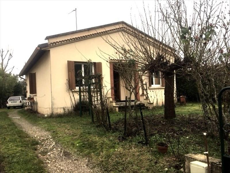 Vente maison / villa Villemur sur tarn 182000€ - Photo 1