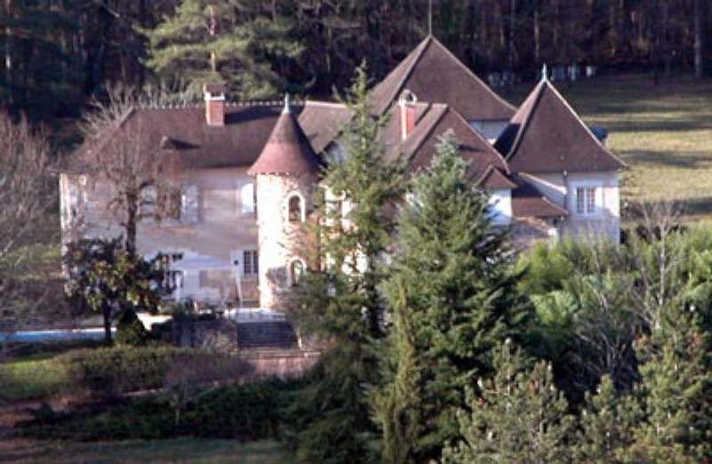 Deluxe sale house / villa St pardoux la riviere 1102500€ - Picture 1
