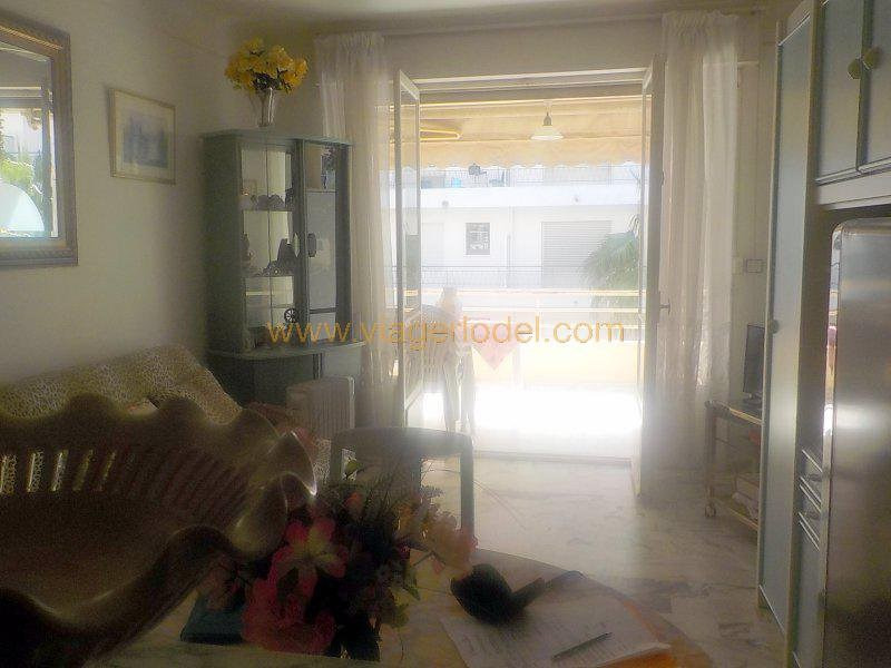 Life annuity apartment Juan-les-pins 55 000€ - Picture 7