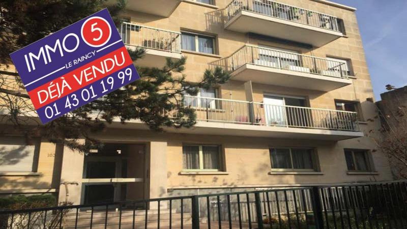 Sale apartment Le raincy 199900€ - Picture 1