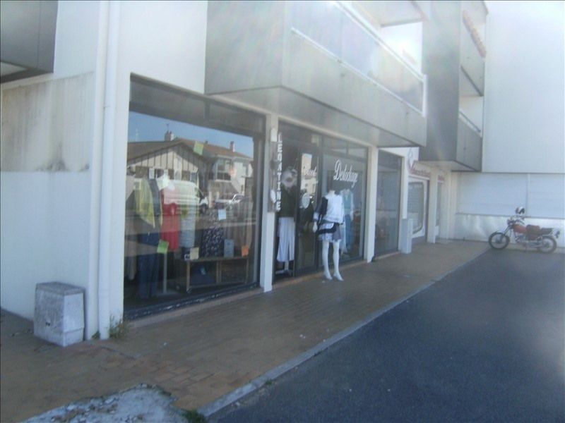 Vente fonds de commerce boutique Chateau d olonne 137 000€ - Photo 2