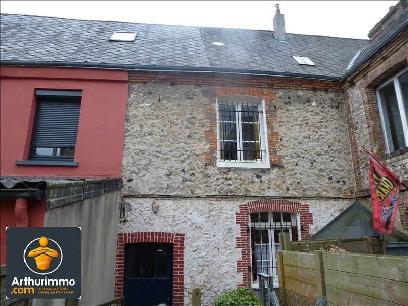 Vente maison / villa Fecamp 102 000€ - Photo 1