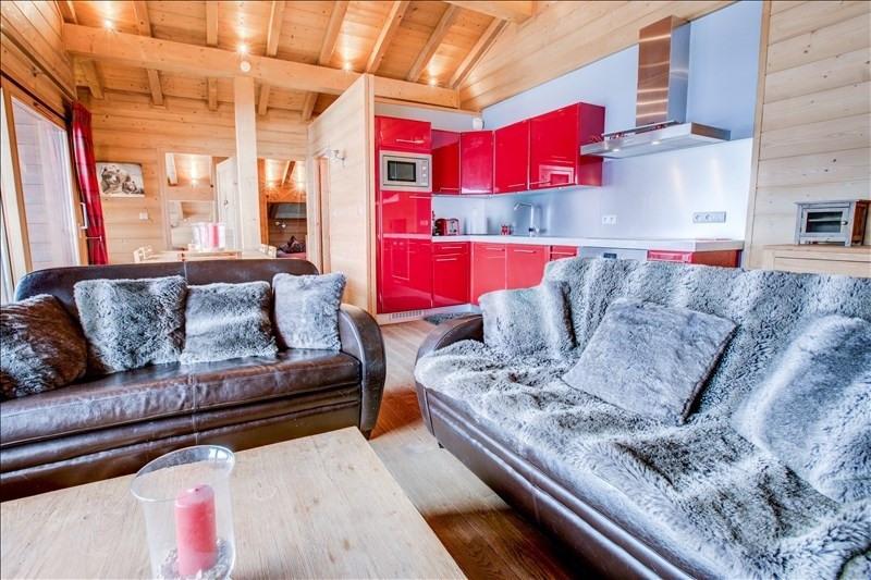 Verkoop van prestige  appartement Morzine 560000€ - Foto 2